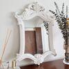 프렌치 아르누보 사각형 벽거울
