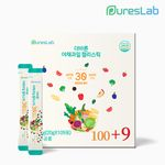 더바른 야채과일 젤리스틱 (20g x 100+9포)