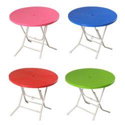 국산 고급2단 대형 우산형 파라솔원형 테이블 (6색)