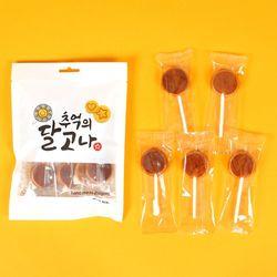 추억의 달고나 스틱 5개입 (55g) x 15개