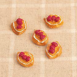 미니어처 딸기 크루아상 5P세트