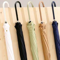아이템톡 16살대 자동 우산 방풍 방수 2개 (5color)