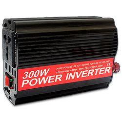 300W 차량용 인버터 12-220V 자동차 변압기 USB충전기