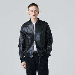 Overfit Leather MA-1