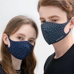 베리어 항균 마스크 (2개) 편한호흡