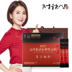 6년근 발효홍삼 농축액 스틱 30포