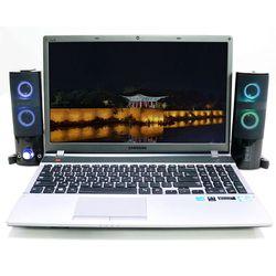 PC용 RGB 사운드바 USB 2채널 스피커