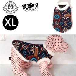 컴패니언 서클니트 (네이비) (XL) (강아지 옷)