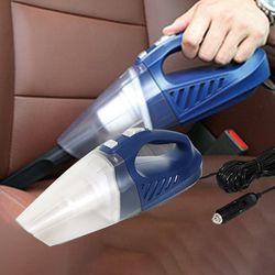 차량용 휴대용 12v 시거잭연결 진공 청소기
