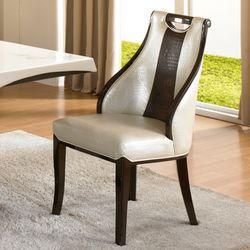 유럽풍 고급엔틱의자  수입원목가구 예쁜의자 미디아