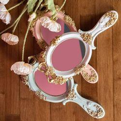 마블 장미 손거울 (3type)