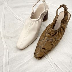 Mia Sling Heels