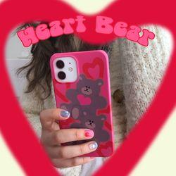 Heart Bear 아이폰케이스