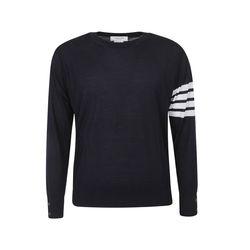 21SS 톰브라운 스웨터 니트/네이비 MKA002A00014 415