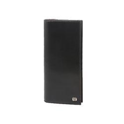 21SS 사각메탈 로고 장지갑 블랙 2M0836 2A15 F0002
