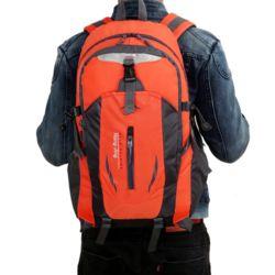 트래킹 방수 등산가방(40L) (오렌지)