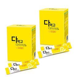 다먹고다이어트 다이어트 유산균 3g x 30포 x 2box