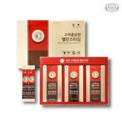풍년보감 밸런스타임 홍삼스틱 30포(선물세트+쇼핑백)