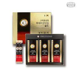 풍년보감 투데이굿타임 골드 홍삼스틱 30포(선물세트+쇼핑백)