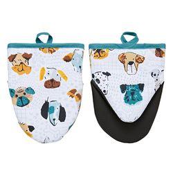머틀리크루 강아지 주방장갑 베이킹장갑 오븐장갑