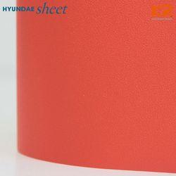 인테리어필름 GSL-533 주홍색