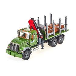 맥 임업 트럭