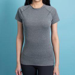 라니가든- 멜란지 슬림 티셔츠(S.M.L.XL)