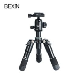 BEXIN Mate10 전문가용 카메라 삼각대 수평계 회전볼