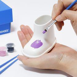 바나슈즈 - 내가 디자인하는 신발 컬러링 DIY 키트