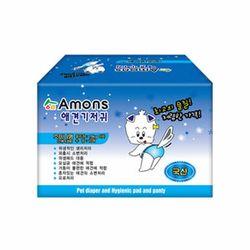아몬스 애견기저귀 초미니(여아)(10매X10개)