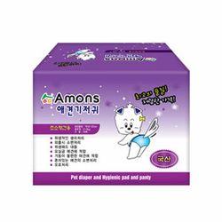 아몬스 애견기저귀 최소형(여아)(10매X10개)