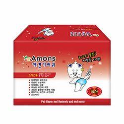 아몬스 애견기저귀 소형(여아)(10매X10개)