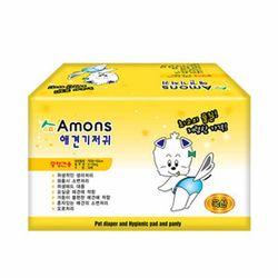 아몬스 애견기저귀 중형(여아)(10매X10개)