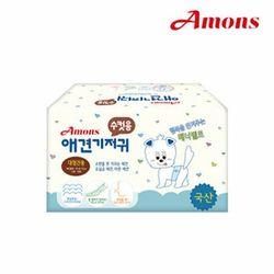 아몬스 애견기저귀 대형(남아)(10매X10개)