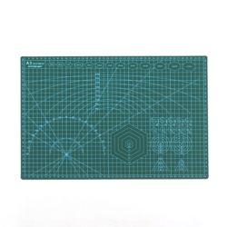 셀프힐링 책상 PVC 커팅 매트(450x300mm)