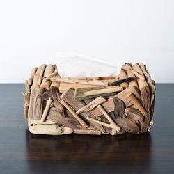 [아이니샵] 수제 원목 나뭇가지 티슈케이스