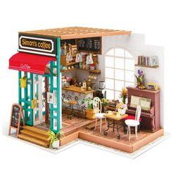 DIY 미니어처 하우스(난의도 중상)-DG109커피숍