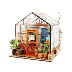 DIY 미니어처 하우스(난의도 중상)-DG104홈가드닝