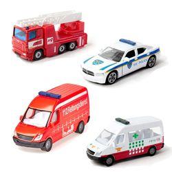 [시쿠]시쿠 경찰소방응급차량 모음전