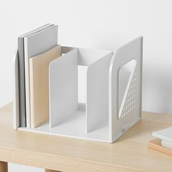 책상위선반 책상책꽂이 3단 책꽂이정리함