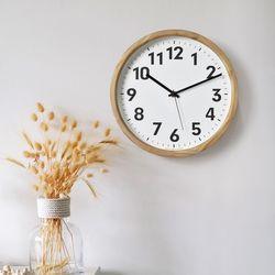 파인원목벽시계