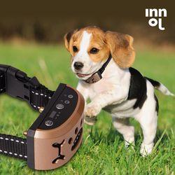 강아지 개 짖음방지기 초음파 정전기 애견용품