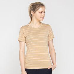 DURAN 스트라이프 반팔 티셔츠 DTF1S-3015 3colors