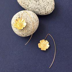 FLOWER LONG HOOK