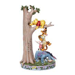 디즈니 곰돌이 푸와 세 친구들 피규어
