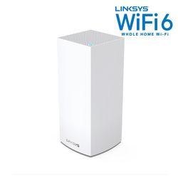 링크시스 트라이밴드 WiFi 6 무선 공유기 2팩 MX8400