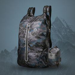 여행등산 도난방지 초경량폴딩가방 USUAL SPORTS BAG