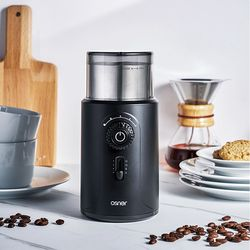 마티인 오스너 엘코나 원두 전동 커피그라인더 KWG-100B