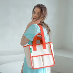 DAY BAG - RED