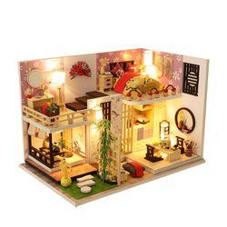 [adico]DIY 미니어처 하우스 - 대나무 하우스